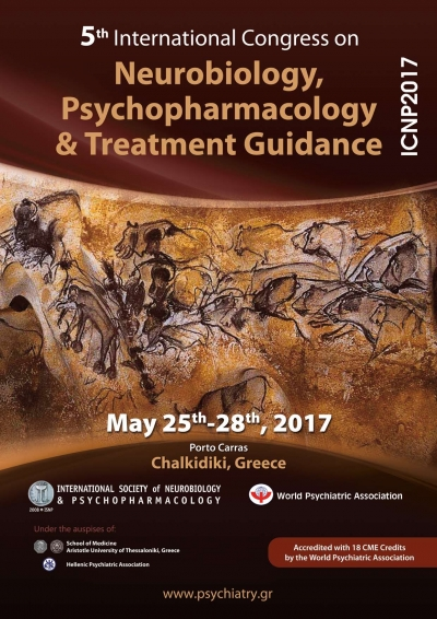 5th International Congress on Neurobiology, Psychopharmacology and Treatment Guidance  focus on Neurocognitive function