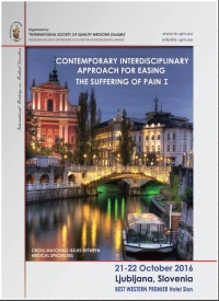 307. CONTEMPORARY INTERDISCIPLINARY APPROACH FOR EASING THE SUFFERING OF PAIN I