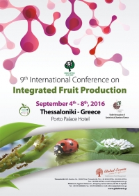 292. 9th International Congress on Integrated Fruit Production