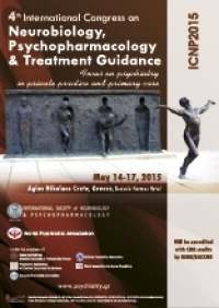 238. 4th International Congress on Neurobiology, Psychopharmacology & Treatment Guidance