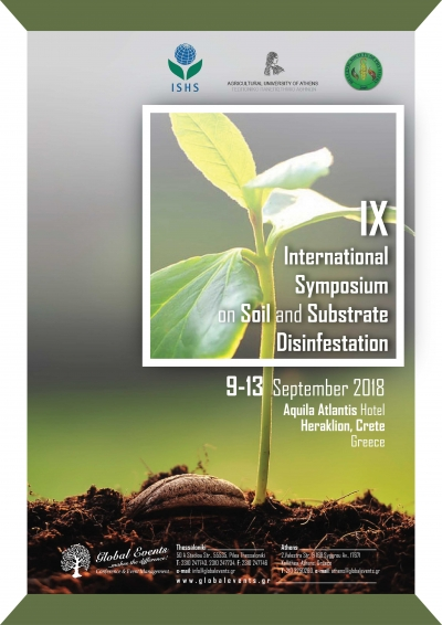 389. IX International Symposium on Soil and Substrate Disinfestation