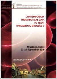 296. CONTEMPORARY THERAPEUTICAL DATA TO TREAT THROMBOTIC EPISODES V