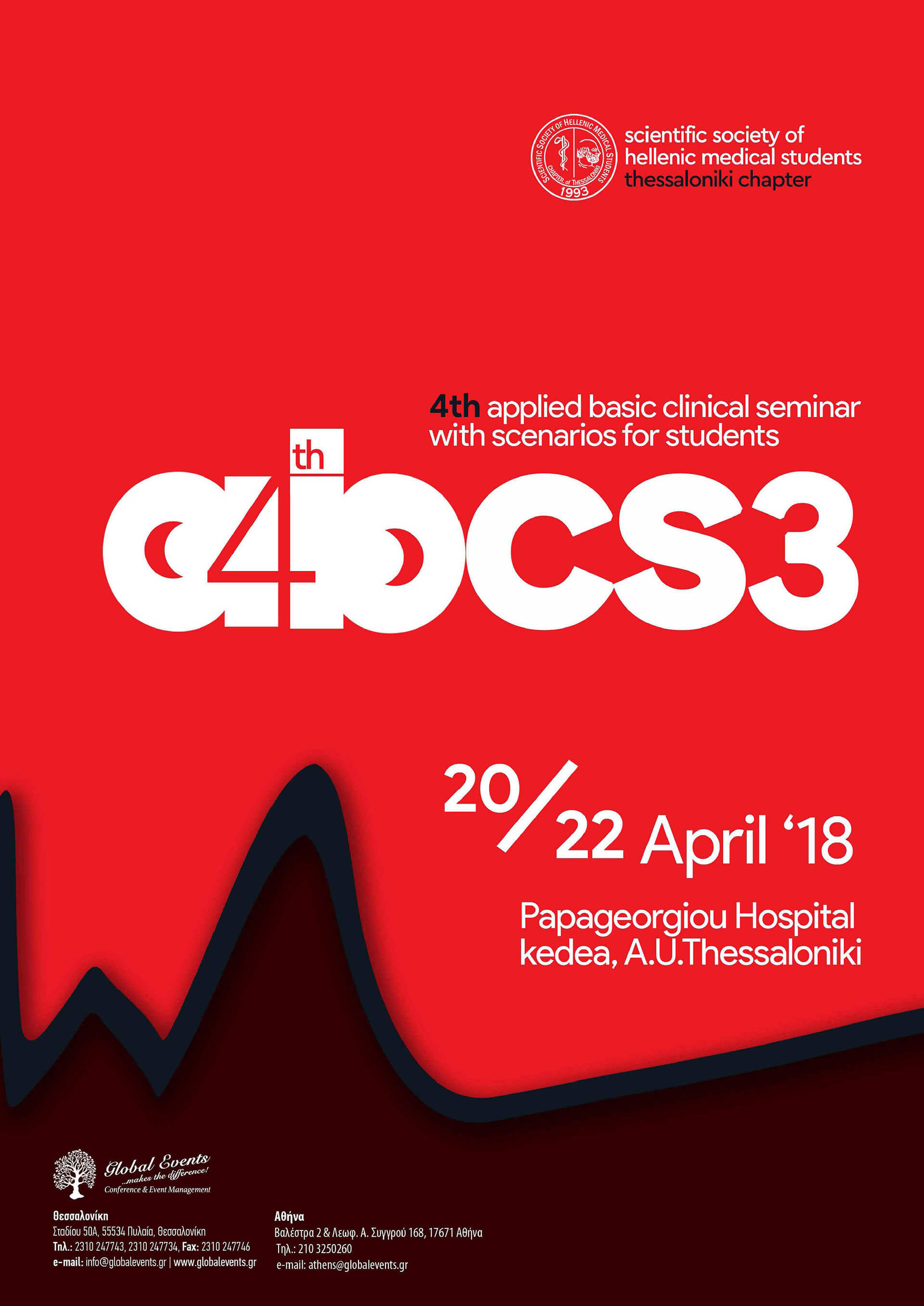 368. 4th ABCS3 (Applied Basic Clinical Seminar with Scenarios for Students)