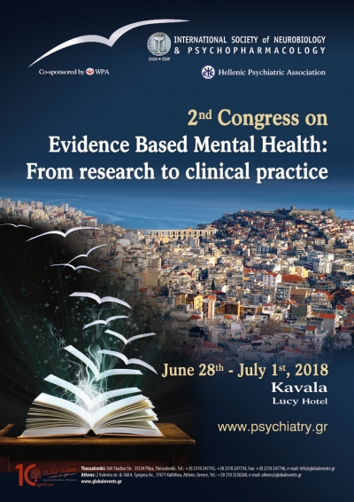 385. 2nd Congress on Evidence Based Psychiatry: From research to clinical practice