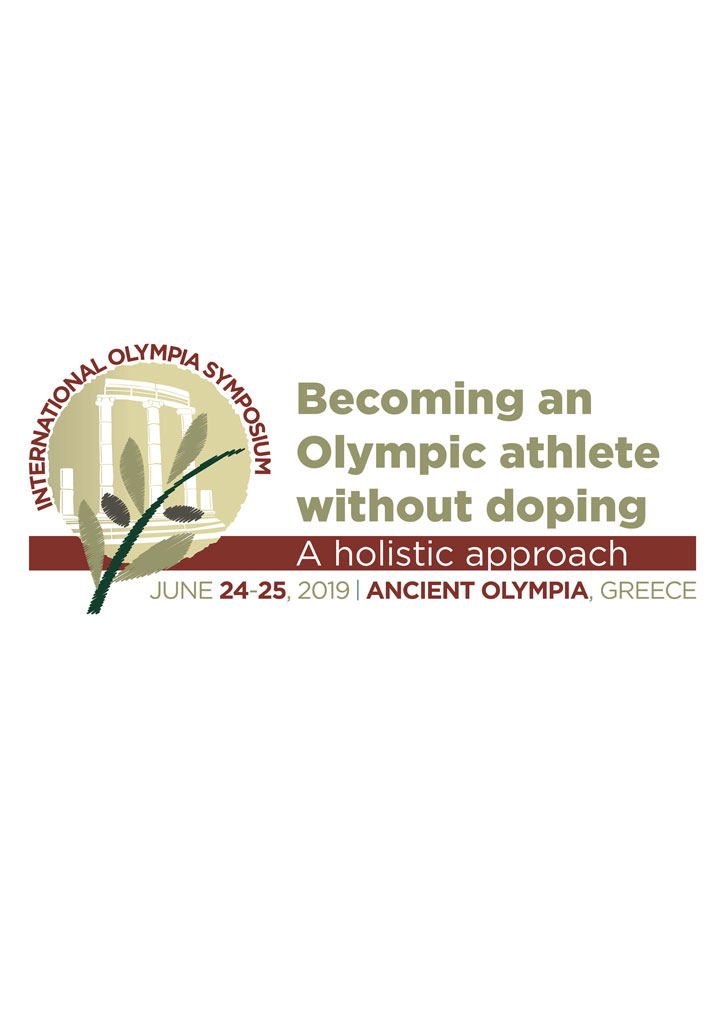 International Symposium - Becoming an Olympic athlete without doping A holistic approach
