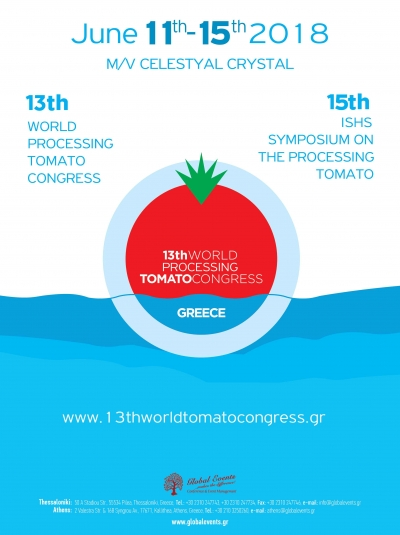 382. 13th World Tomato Congress
