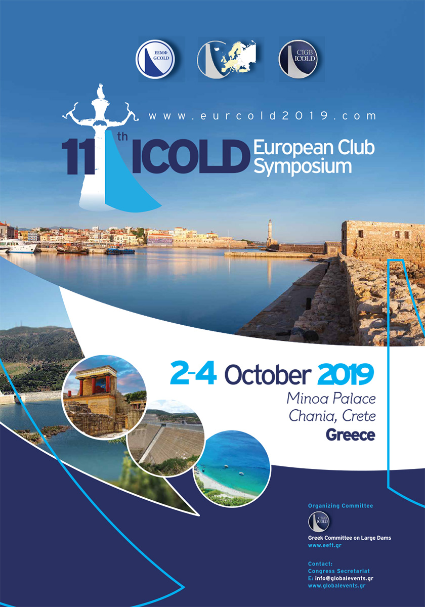 11th ICOLD European Club Symposium