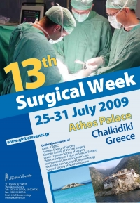 055. 13th Surgical Week Χαλκιδική, 2009