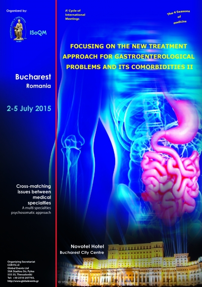 245. FOCUSING ON THE NEW TREATMENT APPROACH FOR GASTROENTEROGICAL PROBLEMS AND ITS COMORBIDITIES II