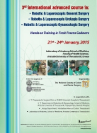 225. 3rd International advanced course in Fresh Frozen Cadavers